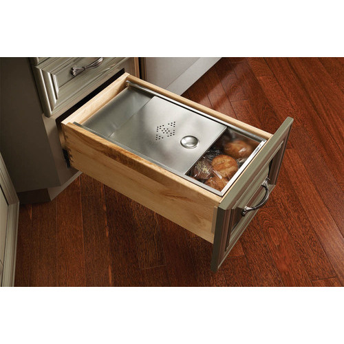 Bread Box That Fits In Kitchen Cabinet